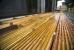 Vymedzovacie podložky som si narezal zo zvyškov plávajúcej podlahy 7mm - výrobca udáva v návode šírku medzi doskami 5-10mm