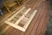 Zhobľované 4 terasové dosky a tíkové hranolčeky